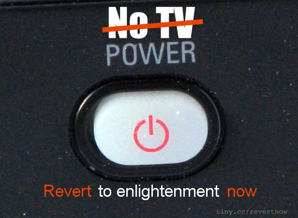 Revert to enlightenment now - 03