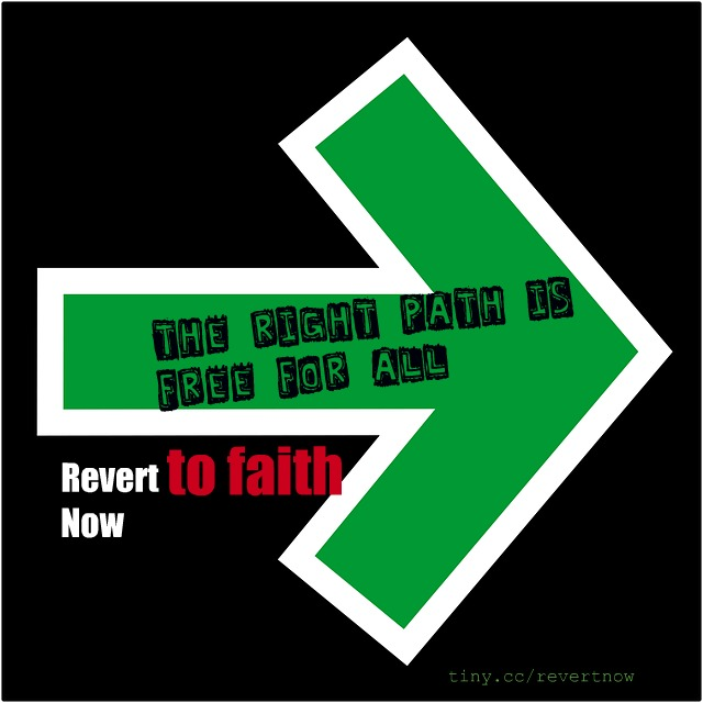 Revert to faith now - 01