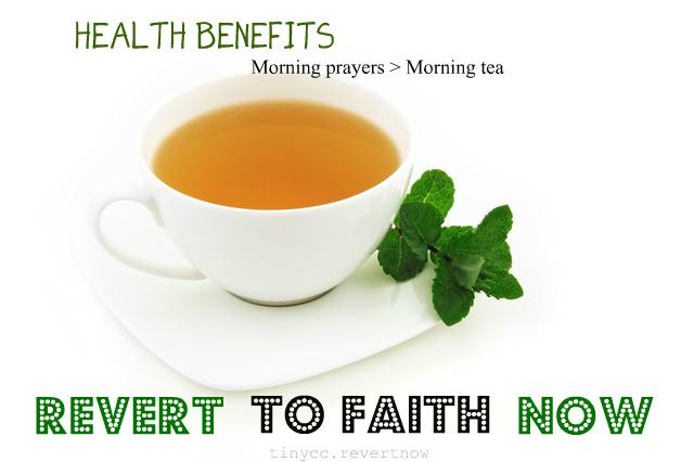 Revert to faith now - 02
