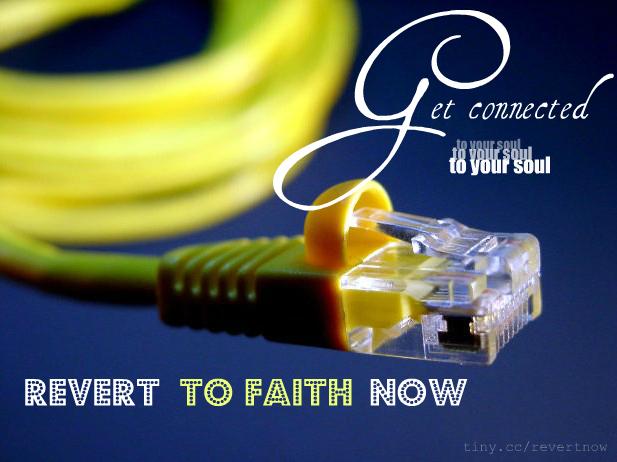 Revert to faith now - 06
