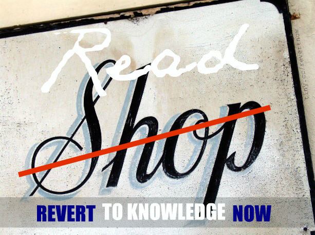 Revert to knowledge now - 02