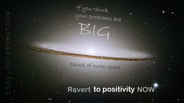 Revert to positivity now 01