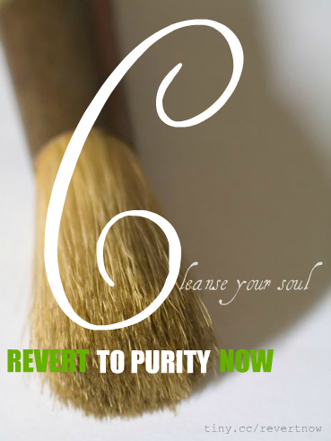 Revert to purity now - 03