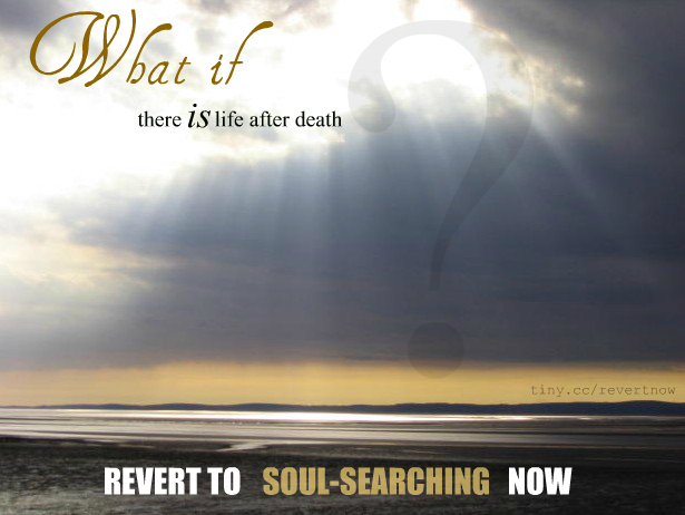 Revert to soul-searching now - 04