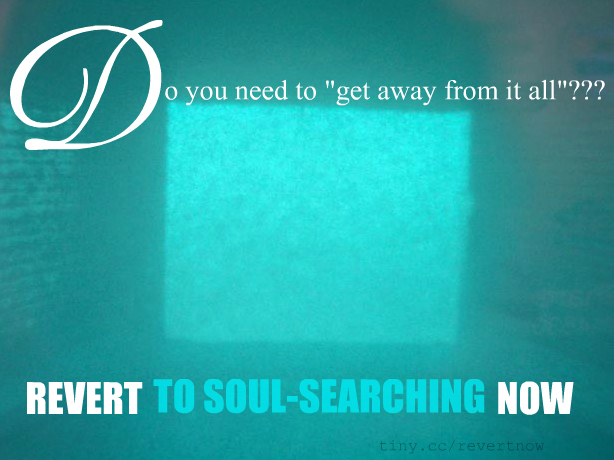 Revert to soul-searching now - 07