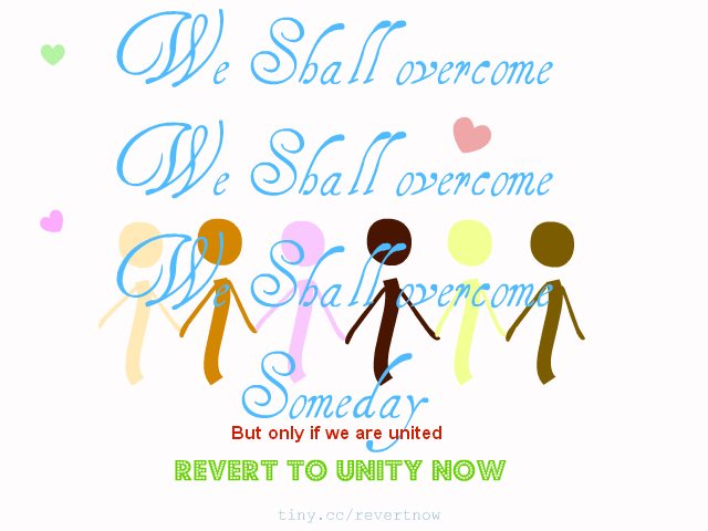 Revert to unity now 01